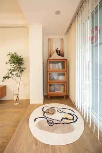 豪华型130平米三室一厅北欧风格阳台效果图
