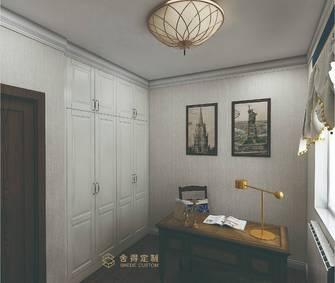 美式风格书房设计图
