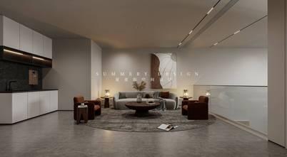 20万以上140平米四室四厅混搭风格客厅图片大全