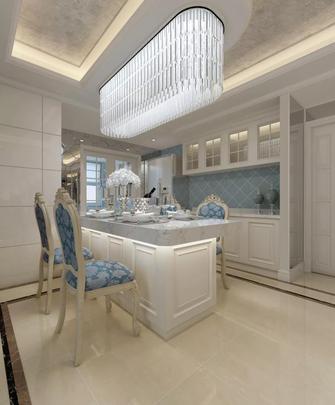 10-15万140平米三室一厅地中海风格餐厅图