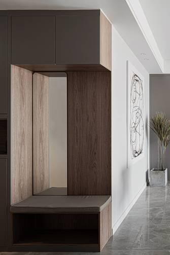 豪华型90平米现代简约风格走廊设计图