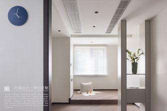 富裕型140平米三室两厅现代简约风格阳光房设计图