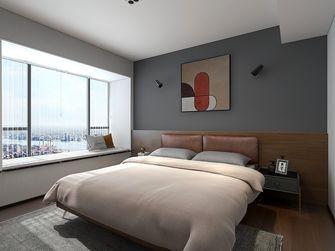 120平米四现代简约风格卧室图