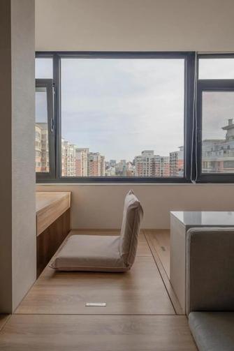 60平米三室一厅现代简约风格阳台设计图