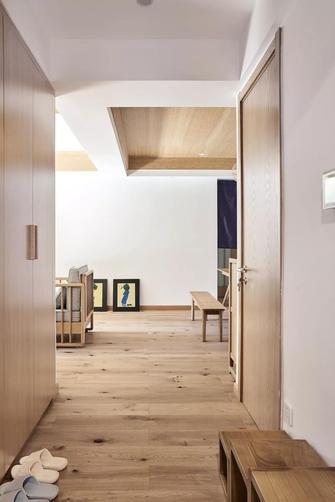 10-15万130平米三室两厅日式风格玄关图