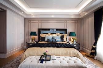 140平米复式欧式风格卧室装修案例
