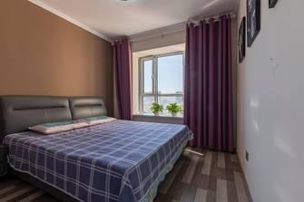 10-15万100平米三室一厅现代简约风格卧室效果图