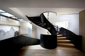140平米别墅中式风格楼梯间图片大全