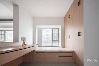 5-10万140平米三室一厅日式风格衣帽间设计图