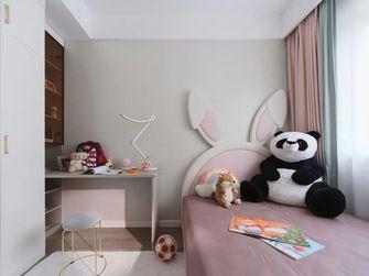 豪华型110平米三室三厅北欧风格卧室欣赏图