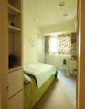 5-10万80平米田园风格卧室装修效果图