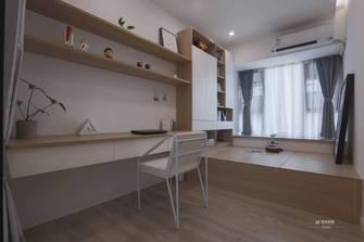 富裕型120平米四现代简约风格青少年房设计图