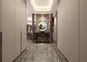 5-10万140平米四室两厅中式风格走廊图片大全