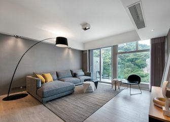 经济型80平米三混搭风格客厅设计图
