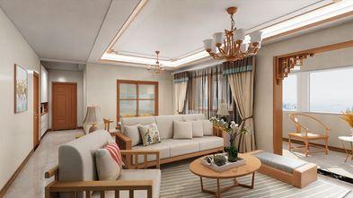 四室两厅中式风格客厅装修效果图