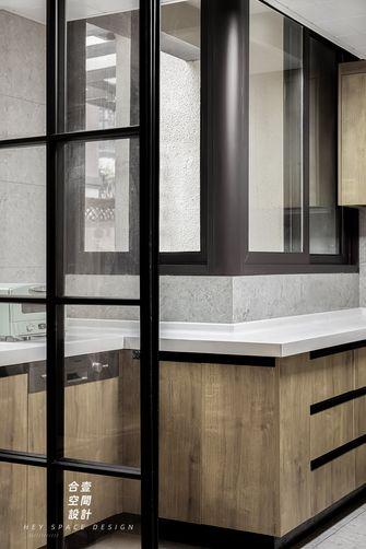140平米别墅混搭风格厨房图片