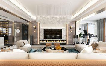 20万以上140平米别墅欧式风格客厅装修效果图
