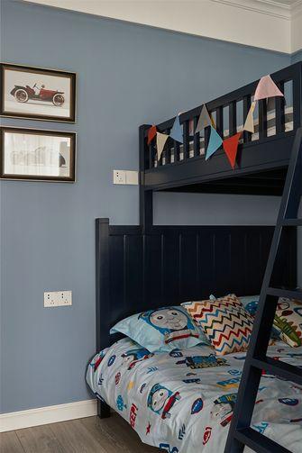 100平米三室两厅美式风格青少年房图片
