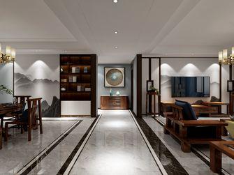 10-15万140平米三室两厅中式风格玄关效果图