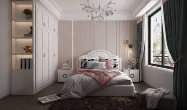 富裕型140平米三室三厅美式风格卧室效果图
