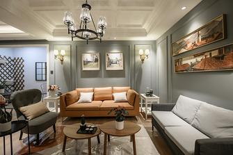 10-15万70平米一室一厅美式风格客厅装修案例