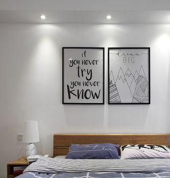 15-20万90平米三室一厅美式风格卧室图片大全