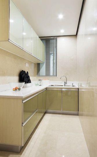 豪华型110平米四室两厅日式风格厨房欣赏图