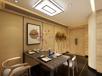 经济型60平米日式风格餐厅效果图
