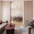 经济型一室一厅日式风格走廊图片