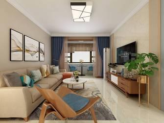 10-15万120平米三室两厅中式风格客厅效果图