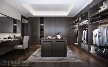20万以上140平米别墅中式风格衣帽间图片