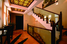 110平米三东南亚风格客厅装修效果图