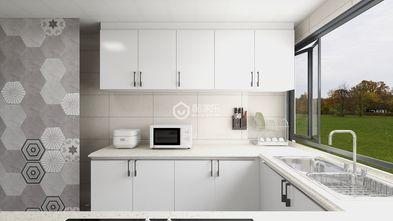 90平米法式风格厨房图