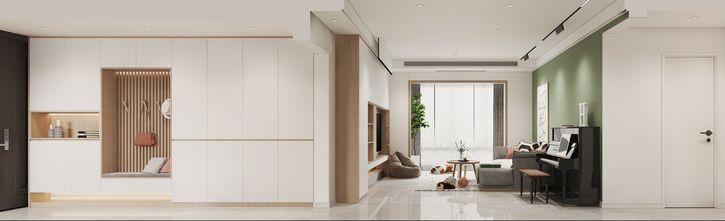 10-15万120平米三室两厅北欧风格玄关图片大全