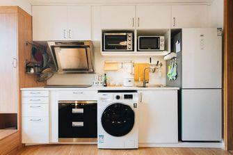 3万以下30平米小户型美式风格厨房欣赏图