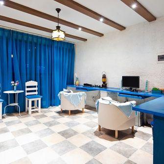 130平米地中海风格青少年房装修图片大全