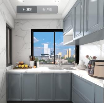 5-10万120平米三混搭风格厨房设计图