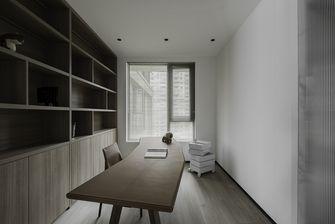豪华型140平米现代简约风格书房欣赏图