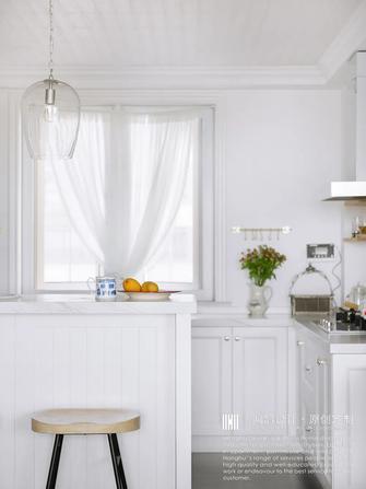 20万以上120平米法式风格厨房图片大全