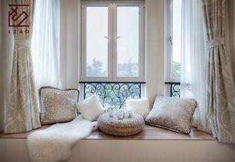 豪华型140平米别墅美式风格阳台图