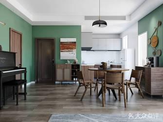 经济型30平米超小户型法式风格餐厅装修案例