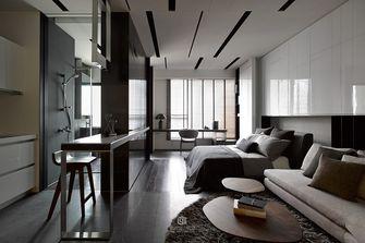 80平米公寓工业风风格客厅装修案例