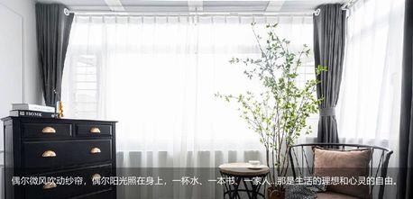 10-15万100平米四室两厅现代简约风格阳台图片大全