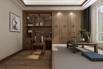140平米三室两厅中式风格青少年房装修图片大全