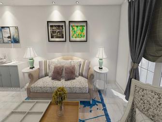 15-20万90平米三室两厅地中海风格客厅欣赏图