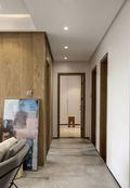 经济型80平米北欧风格走廊装修效果图