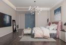 富裕型140平米四法式风格卧室装修图片大全