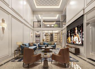 140平米别墅欧式风格影音室图