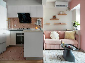5-10万30平米超小户型北欧风格客厅图片