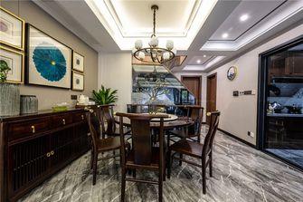 豪华型140平米别墅新古典风格餐厅图片